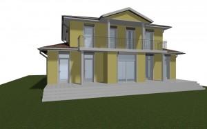 Proiect Casa P+1E Timis