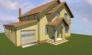 Proiect Casa P+M Timisoara