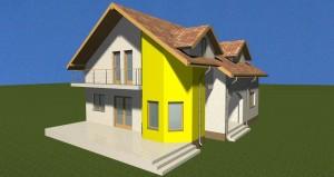 Proiect Casa P+M Timis